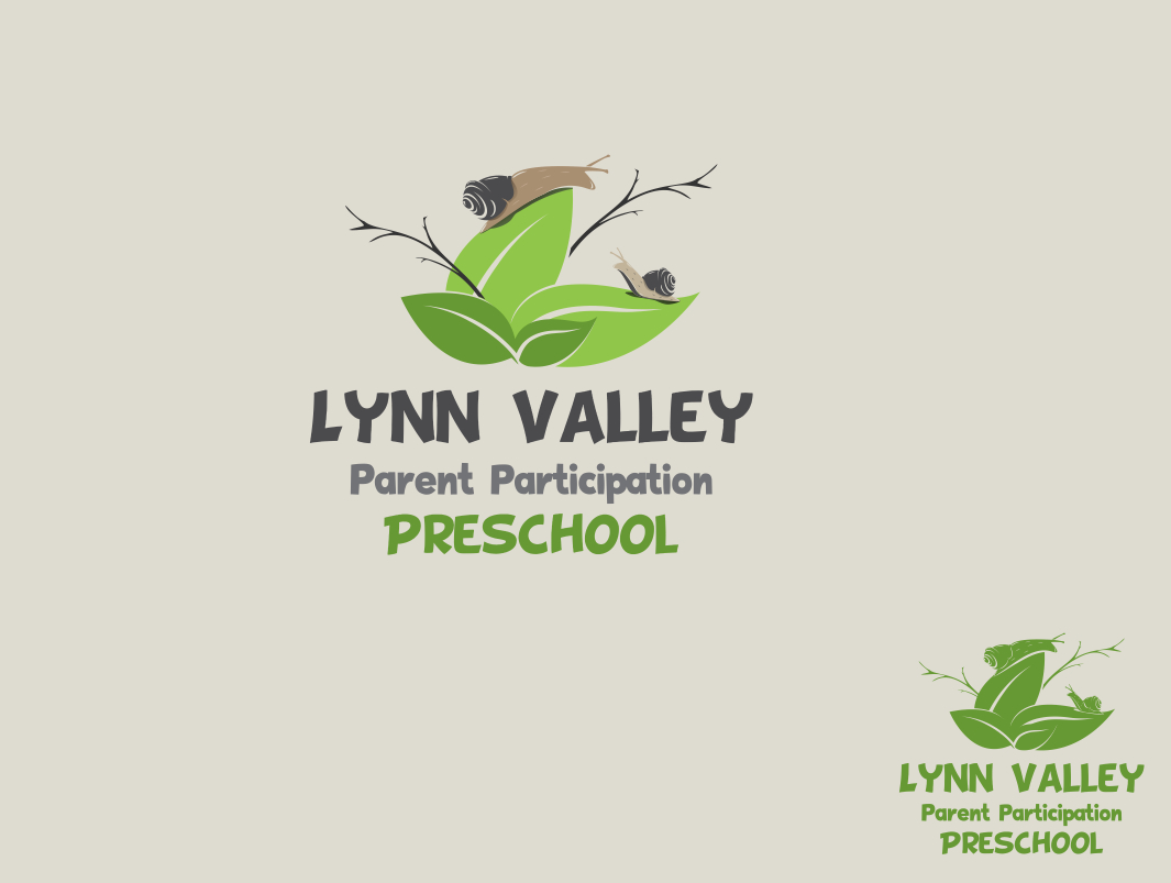 Logo Design by Chris Frederickson - Entry No. 72 in the Logo Design Contest New Logo Design for Lynn Valley Parent Participation Preschool.