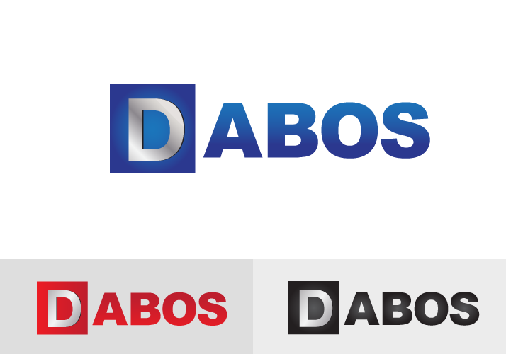 Logo Design by Jan Chua - Entry No. 104 in the Logo Design Contest Imaginative Logo Design for DABOS, Limited Liability Company.