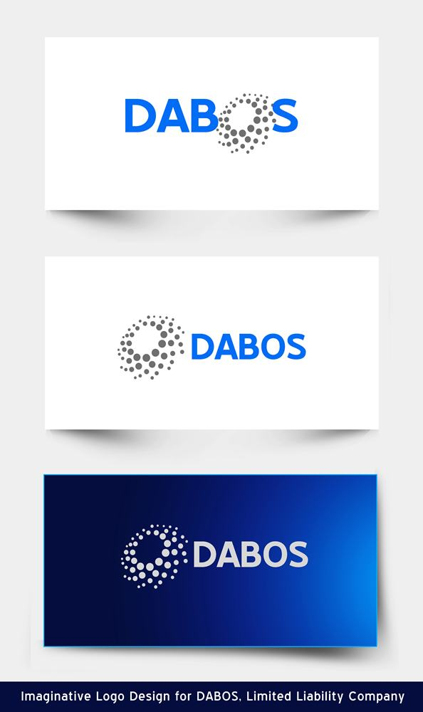 Logo Design by Respati Himawan - Entry No. 116 in the Logo Design Contest Imaginative Logo Design for DABOS, Limited Liability Company.