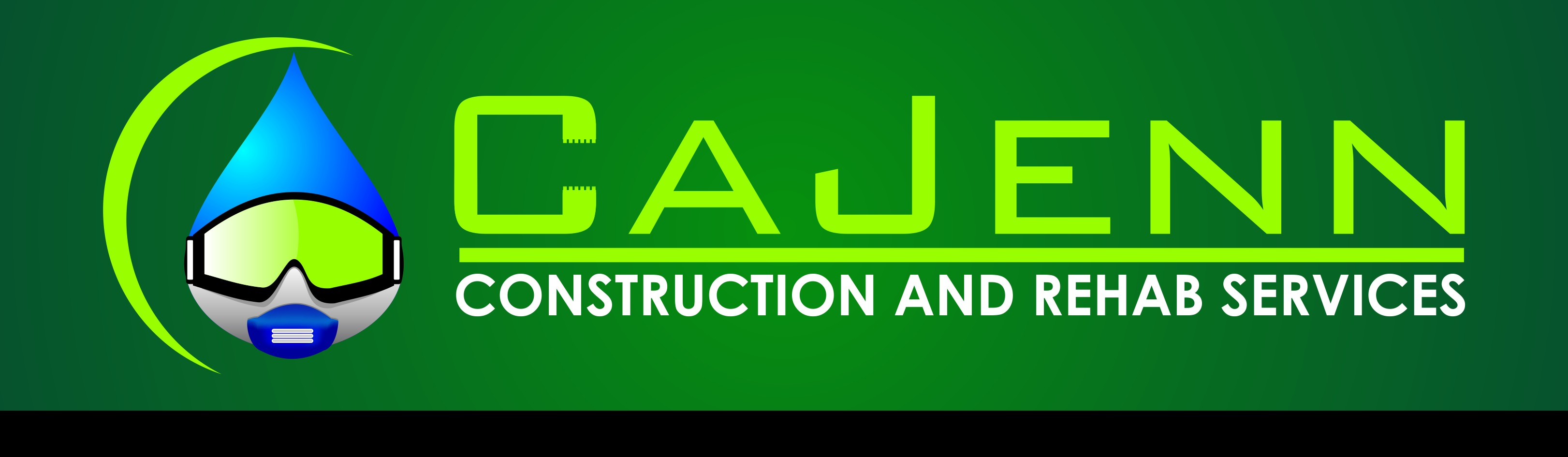 Logo Design by Crispin Jr Vasquez - Entry No. 202 in the Logo Design Contest New Logo Design for CaJenn Construction & Rehab Services.