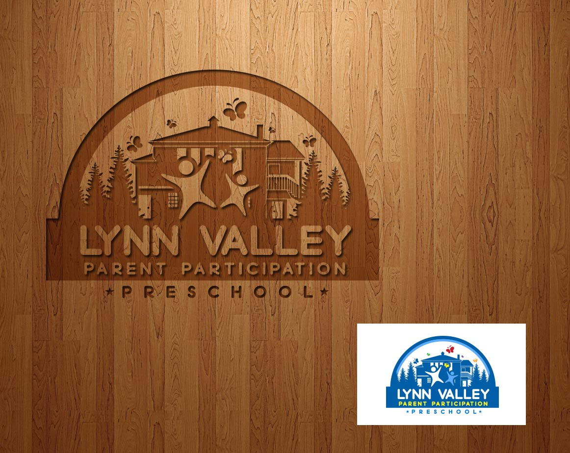 Logo Design by lagalag - Entry No. 80 in the Logo Design Contest New Logo Design for Lynn Valley Parent Participation Preschool.