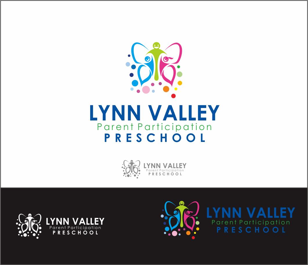 Logo Design by Armada Jamaluddin - Entry No. 85 in the Logo Design Contest New Logo Design for Lynn Valley Parent Participation Preschool.