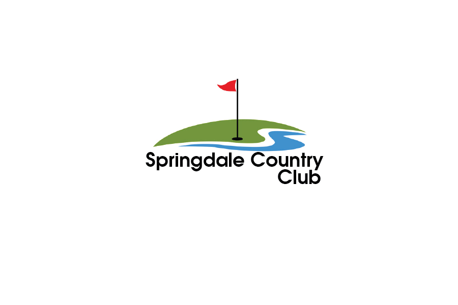 Logo Design by brands_in - Entry No. 5 in the Logo Design Contest Unique Logo Design Wanted for Springdale Country Club.