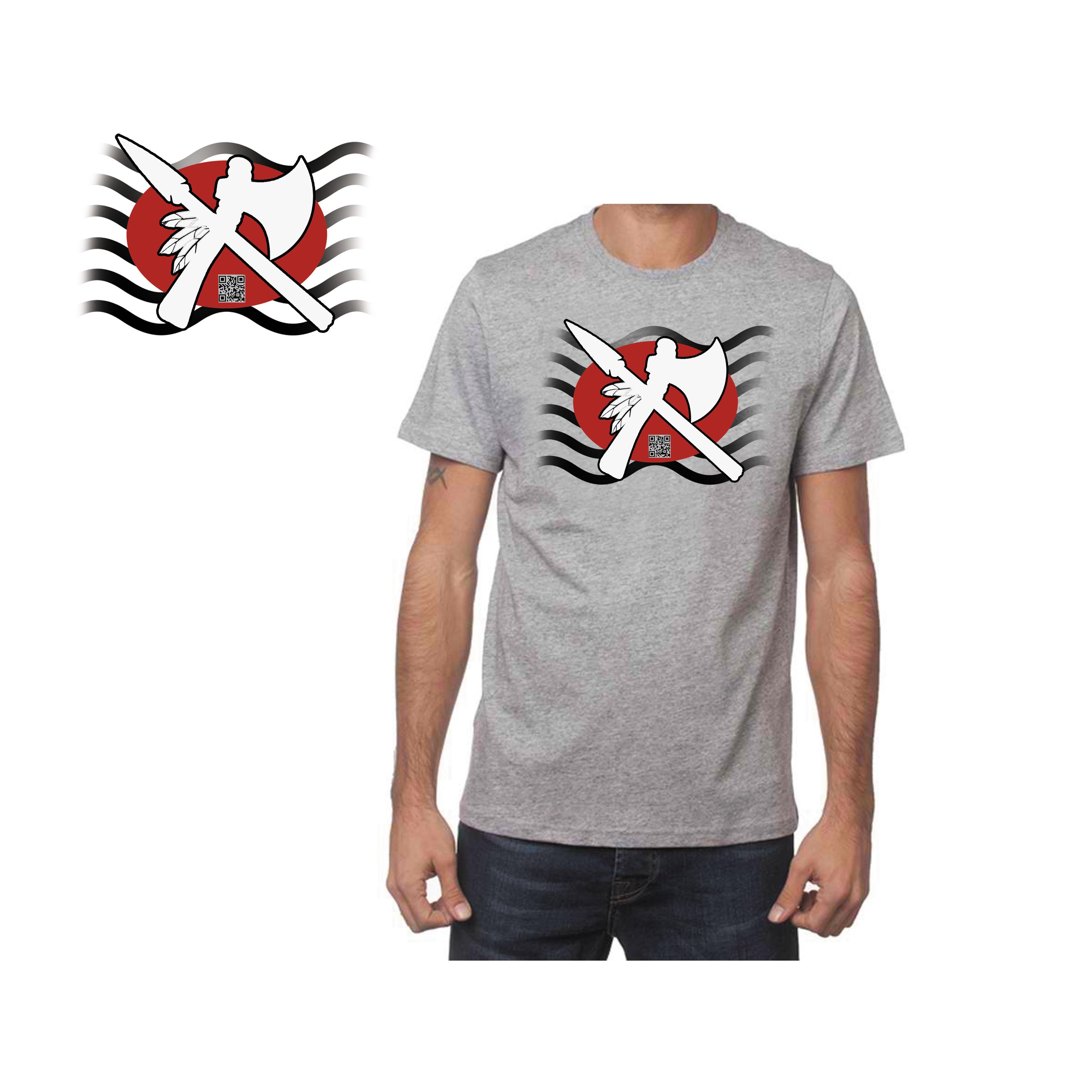 Clothing Design by Alan Esclamado - Entry No. 10 in the Clothing Design Contest Tadow! T-shirt Clothing Design.