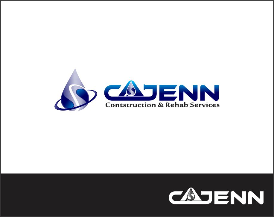 Logo Design by Agus Martoyo - Entry No. 208 in the Logo Design Contest New Logo Design for CaJenn Construction & Rehab Services.