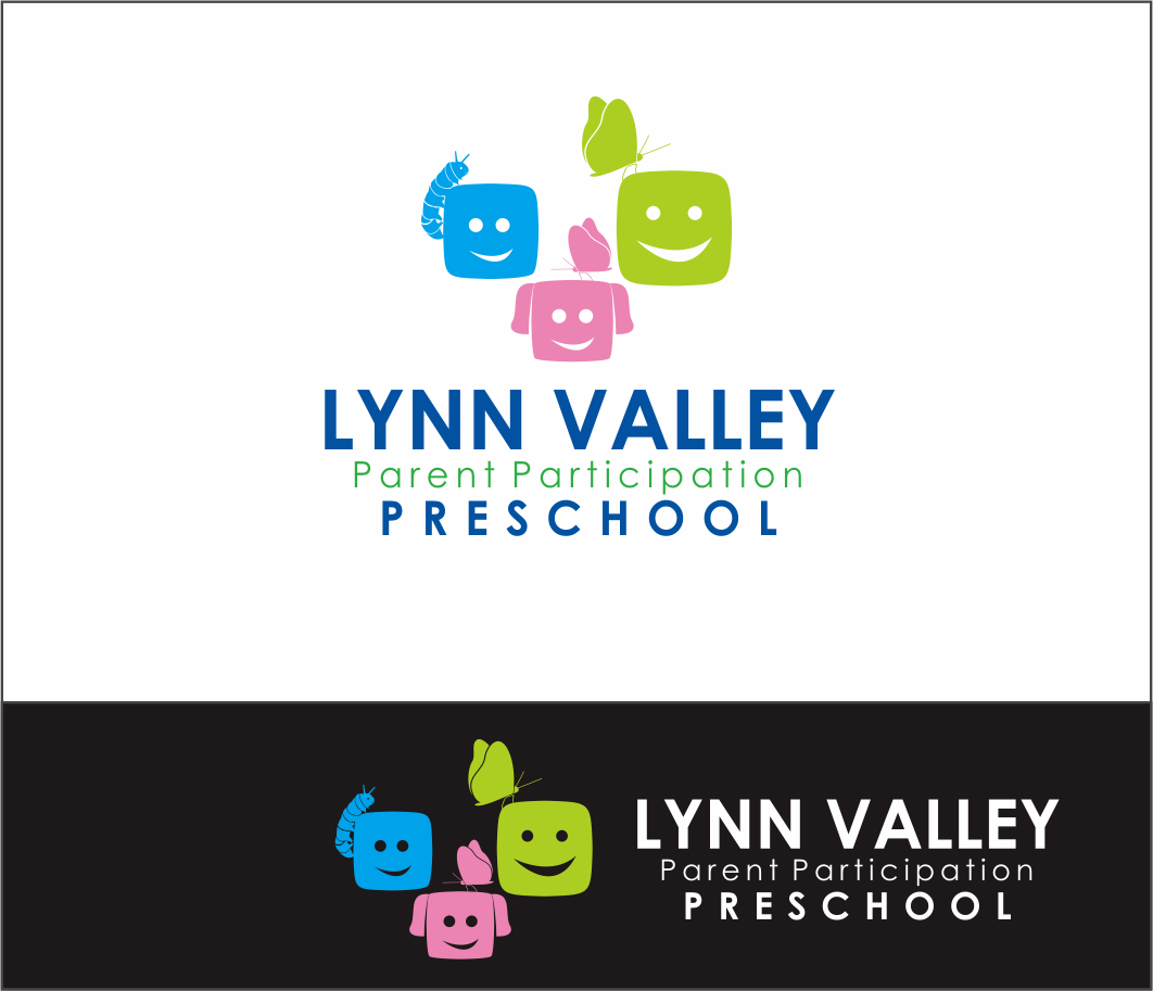 Logo Design by Armada Jamaluddin - Entry No. 86 in the Logo Design Contest New Logo Design for Lynn Valley Parent Participation Preschool.