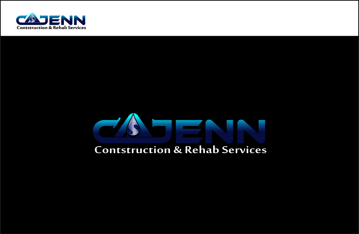 Logo Design by Agus Martoyo - Entry No. 211 in the Logo Design Contest New Logo Design for CaJenn Construction & Rehab Services.