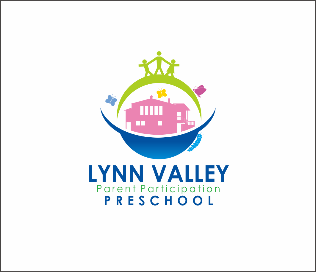 Logo Design by Armada Jamaluddin - Entry No. 88 in the Logo Design Contest New Logo Design for Lynn Valley Parent Participation Preschool.