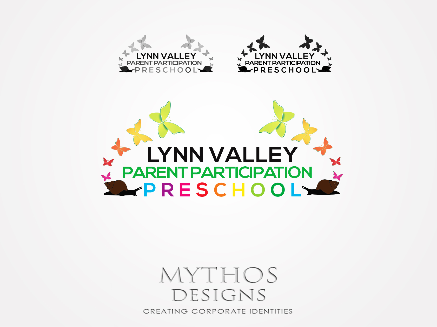 Logo Design by Mythos Designs - Entry No. 90 in the Logo Design Contest New Logo Design for Lynn Valley Parent Participation Preschool.