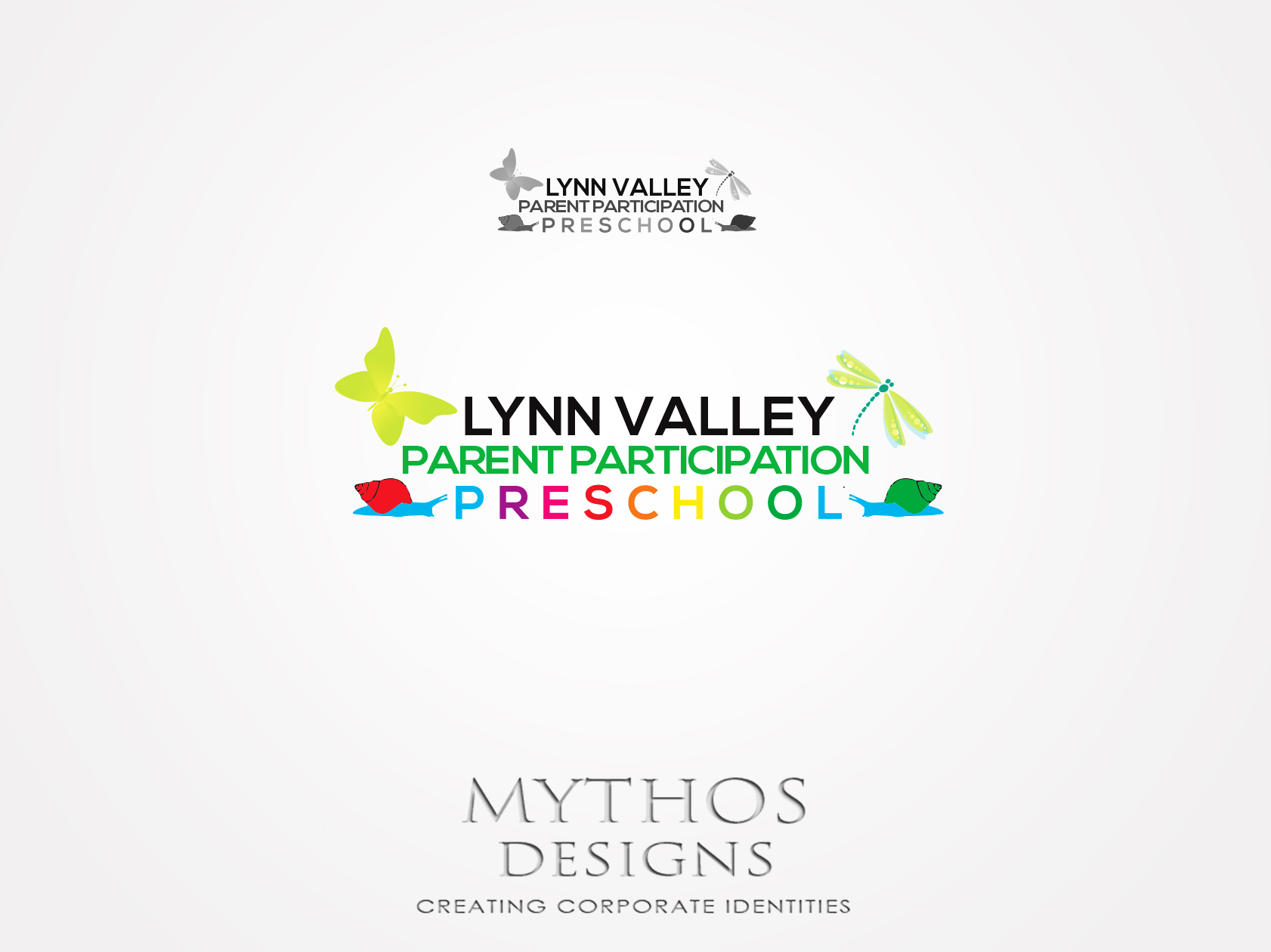 Logo Design by Mythos Designs - Entry No. 91 in the Logo Design Contest New Logo Design for Lynn Valley Parent Participation Preschool.