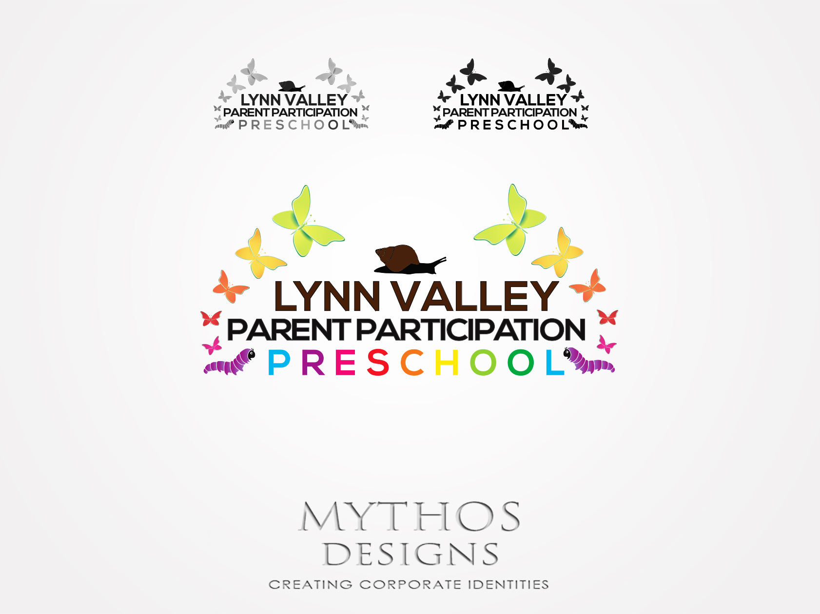 Logo Design by Mythos Designs - Entry No. 92 in the Logo Design Contest New Logo Design for Lynn Valley Parent Participation Preschool.