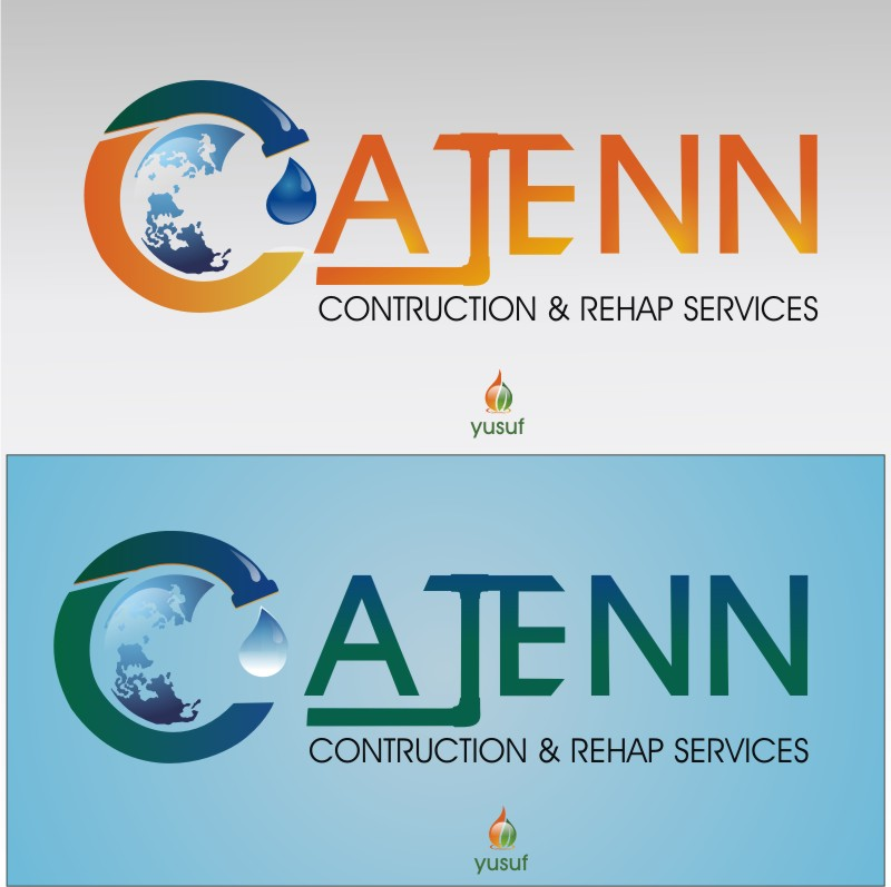 Logo Design by Bangun Prastyo - Entry No. 213 in the Logo Design Contest New Logo Design for CaJenn Construction & Rehab Services.