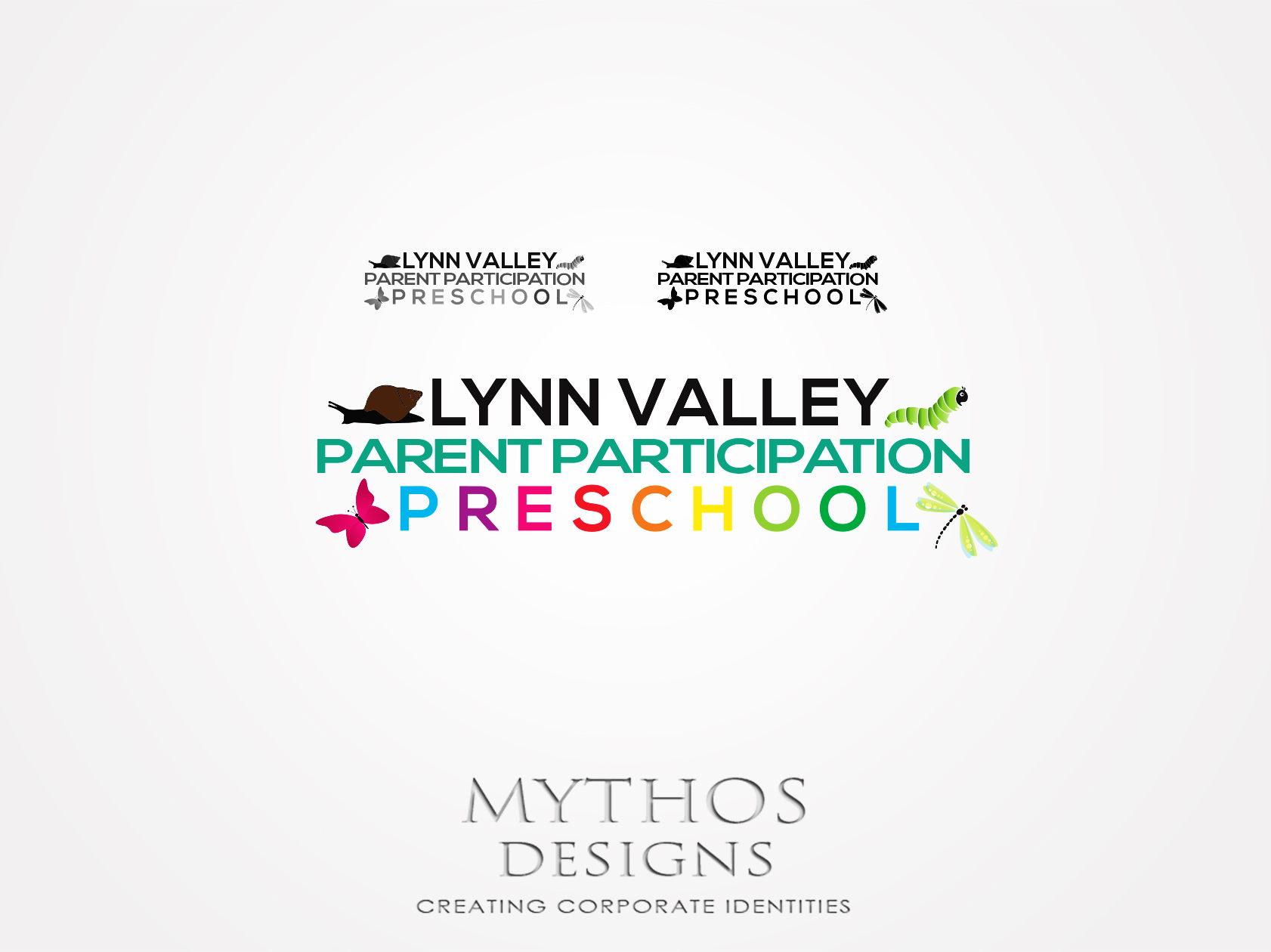 Logo Design by Mythos Designs - Entry No. 95 in the Logo Design Contest New Logo Design for Lynn Valley Parent Participation Preschool.