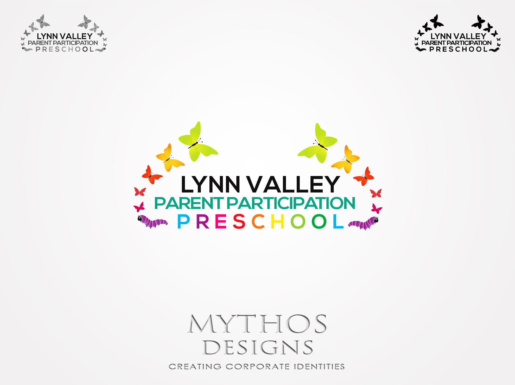 Logo Design by Mythos Designs - Entry No. 96 in the Logo Design Contest New Logo Design for Lynn Valley Parent Participation Preschool.