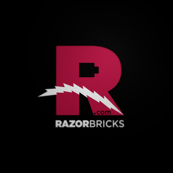 Logo Design by Private User - Entry No. 3 in the Logo Design Contest Unique Logo Design Wanted for razorbricks.com.
