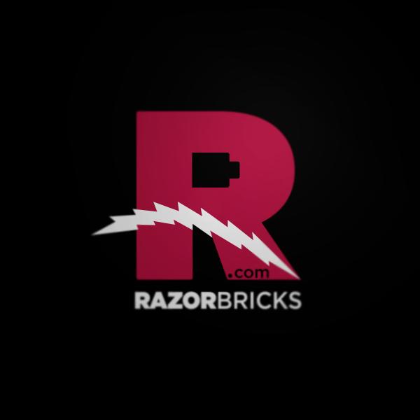 Logo Design by Private User - Entry No. 3 in the Logo Design Contest Unique Logo Design Wanted for razorbricks.com.