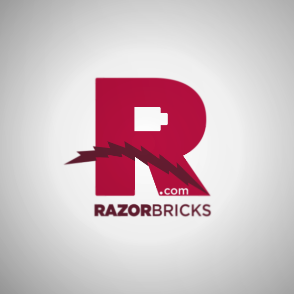Logo Design by Private User - Entry No. 5 in the Logo Design Contest Unique Logo Design Wanted for razorbricks.com.