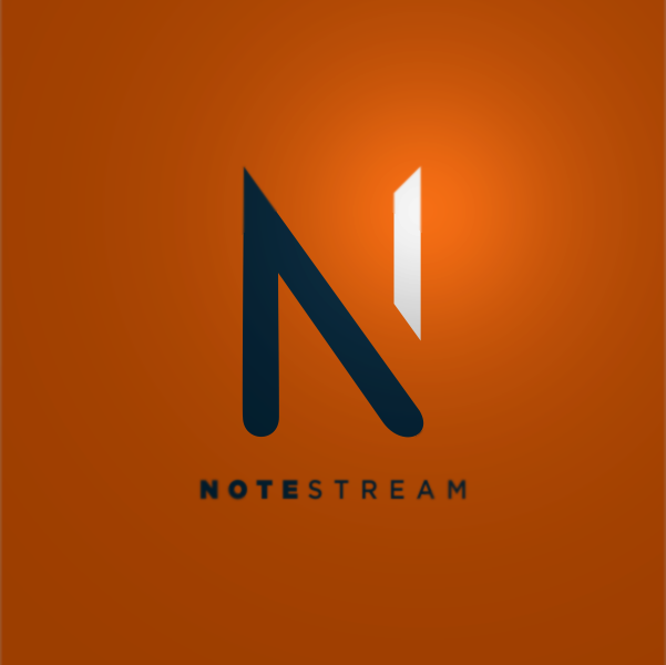 Logo Design by Private User - Entry No. 149 in the Logo Design Contest Imaginative Logo Design for NoteStream.