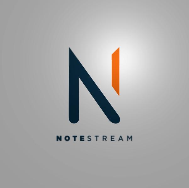 Logo Design by Private User - Entry No. 150 in the Logo Design Contest Imaginative Logo Design for NoteStream.