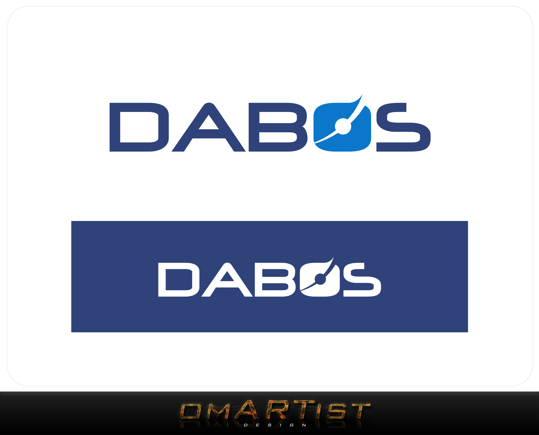 Logo Design by omARTist - Entry No. 133 in the Logo Design Contest Imaginative Logo Design for DABOS, Limited Liability Company.