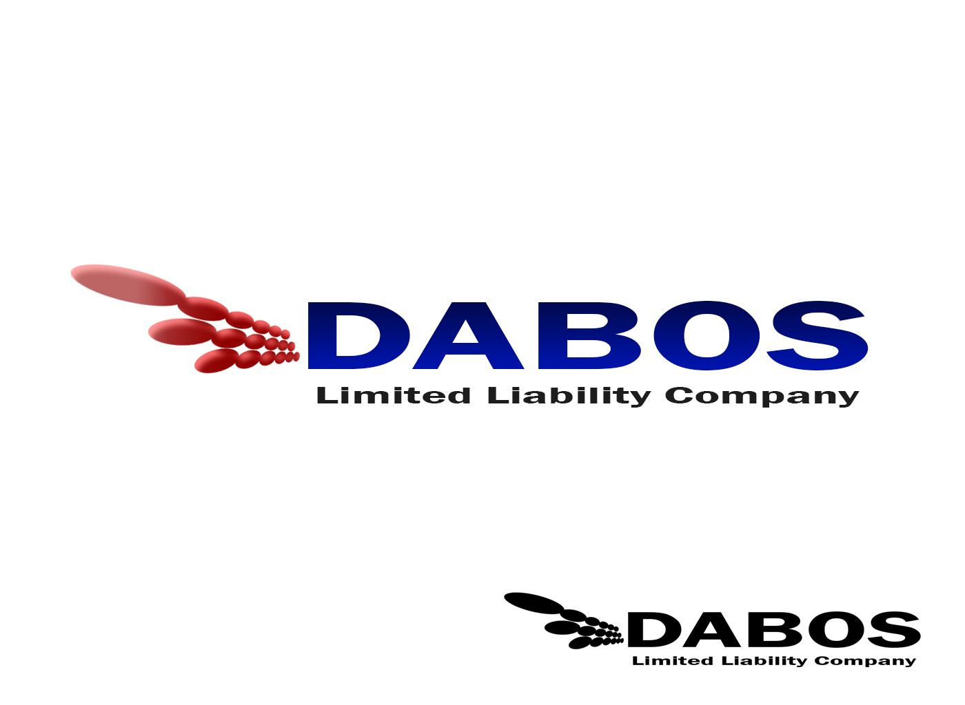 Logo Design by drunkman - Entry No. 148 in the Logo Design Contest Imaginative Logo Design for DABOS, Limited Liability Company.