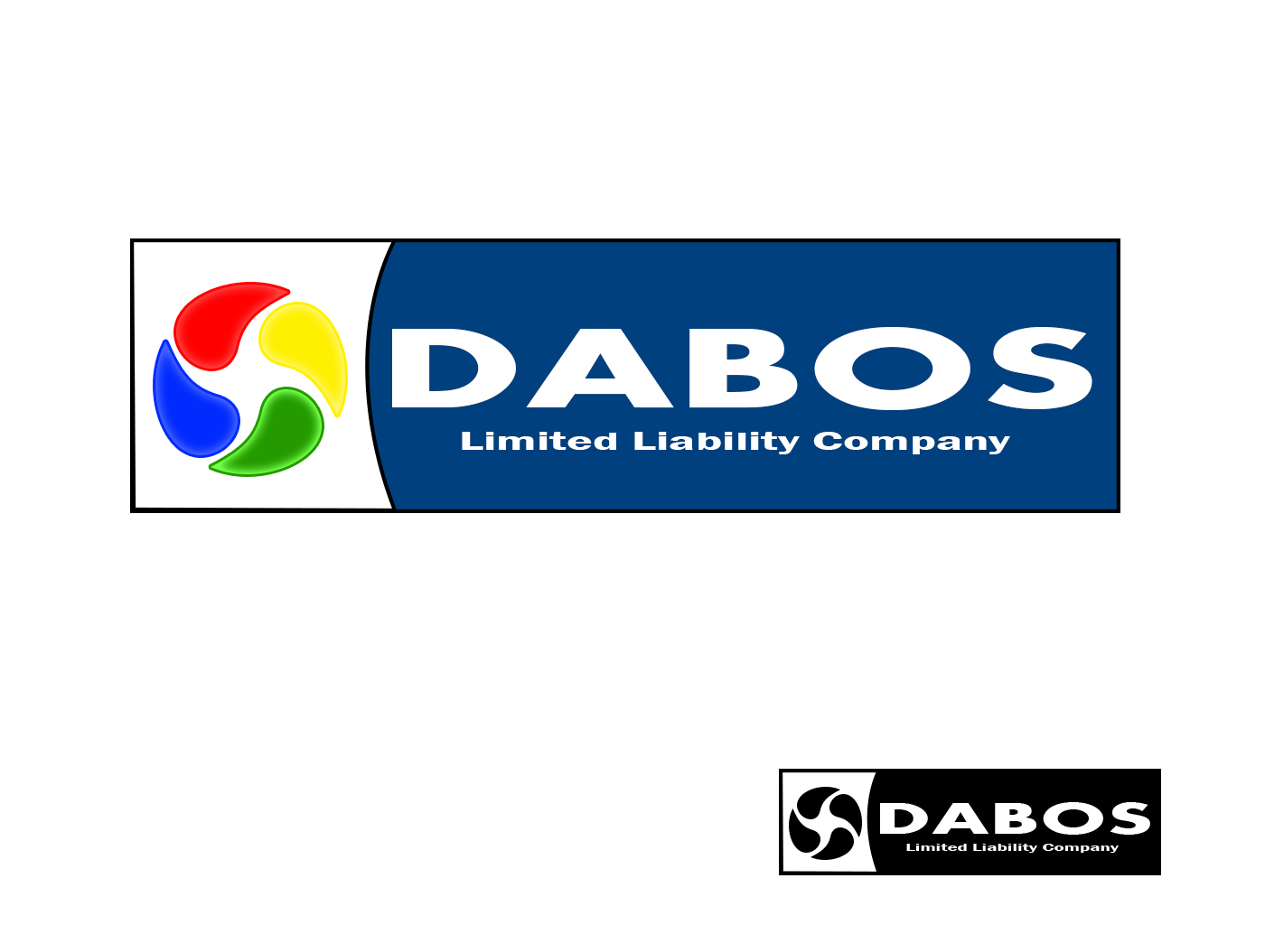 Logo Design by drunkman - Entry No. 149 in the Logo Design Contest Imaginative Logo Design for DABOS, Limited Liability Company.