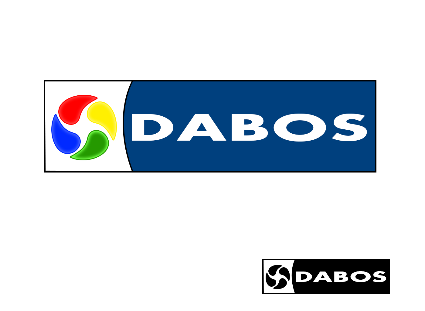 Logo Design by drunkman - Entry No. 150 in the Logo Design Contest Imaginative Logo Design for DABOS, Limited Liability Company.