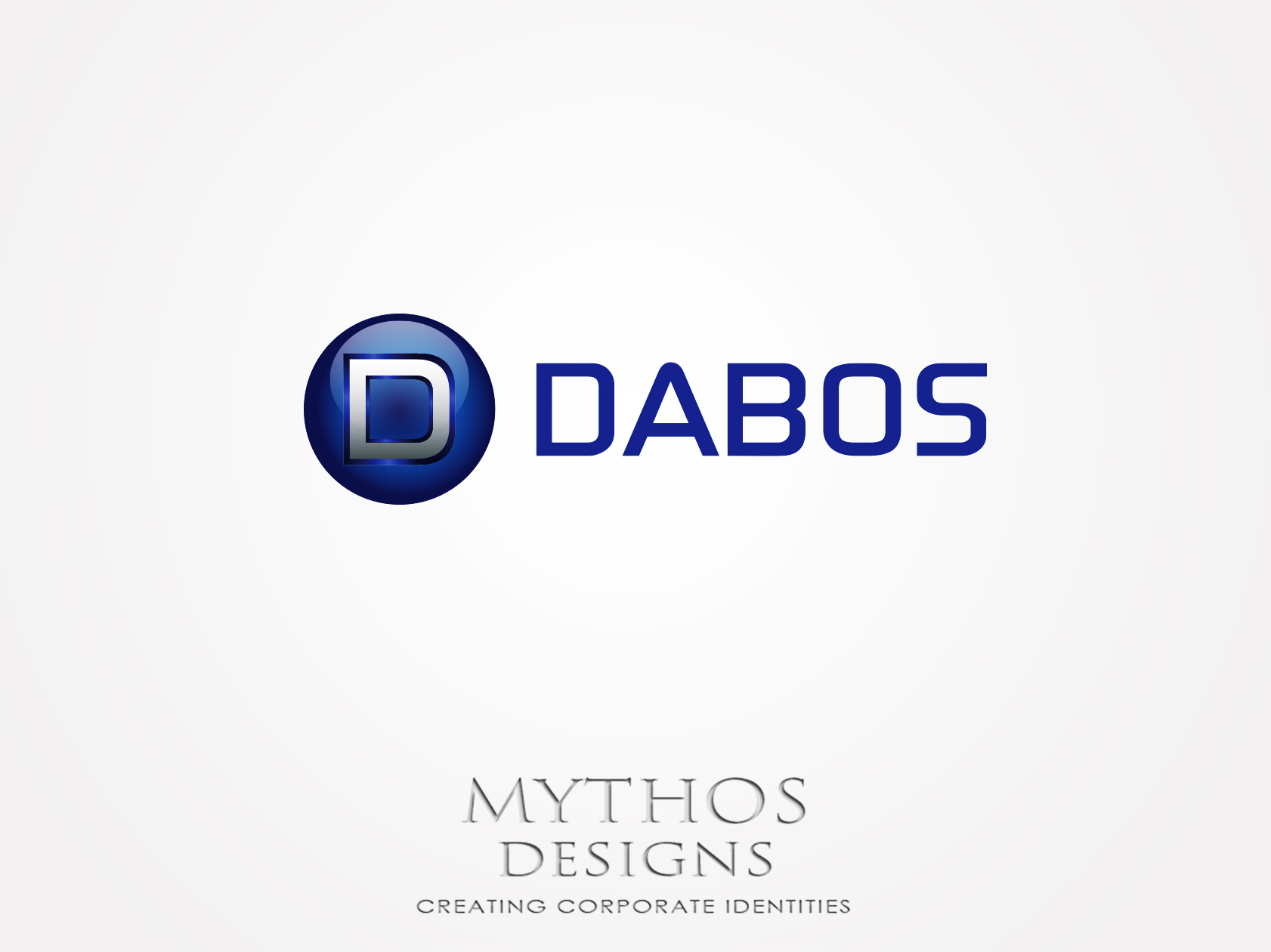Logo Design by Mythos Designs - Entry No. 158 in the Logo Design Contest Imaginative Logo Design for DABOS, Limited Liability Company.