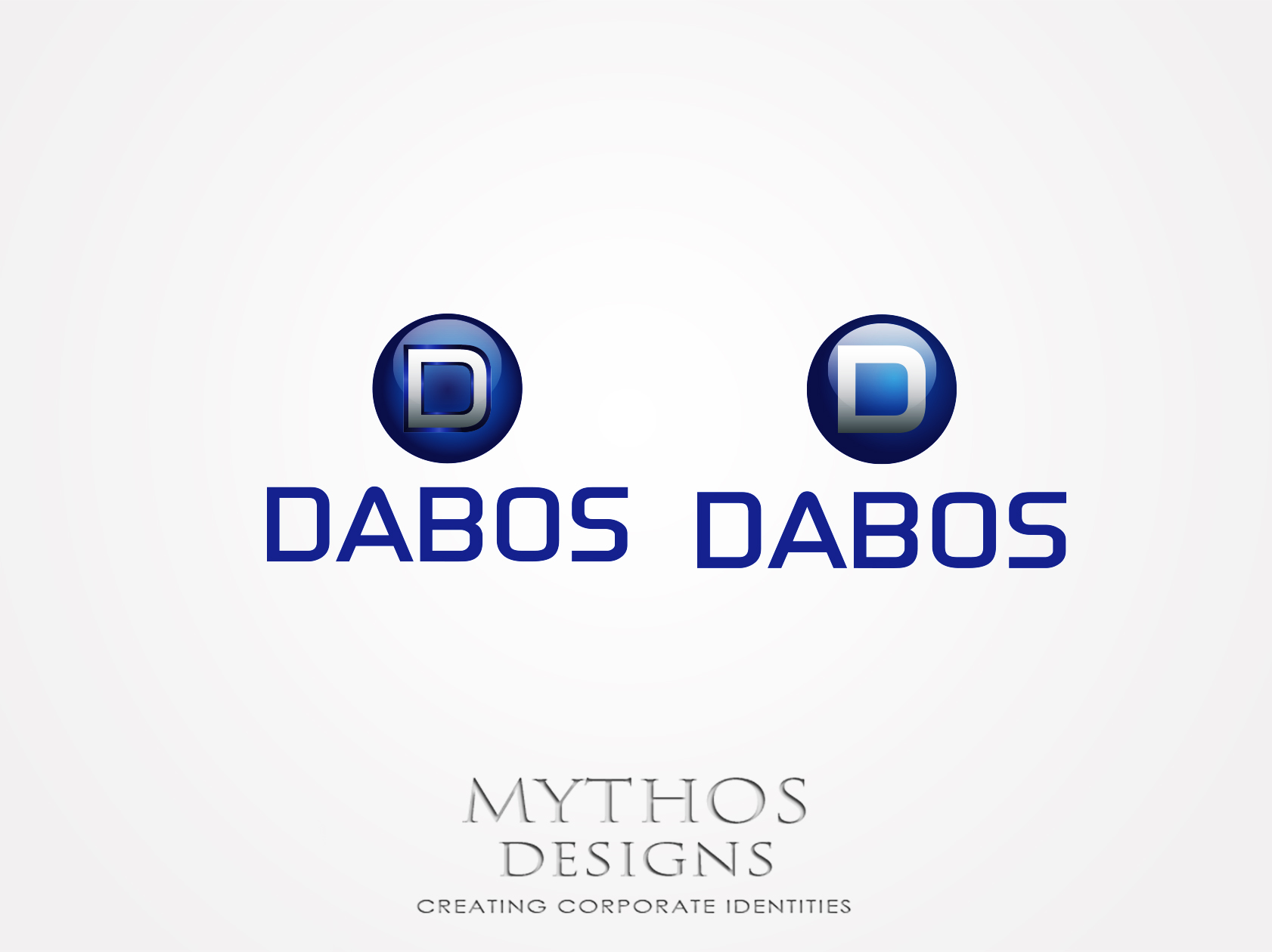 Logo Design by Mythos Designs - Entry No. 161 in the Logo Design Contest Imaginative Logo Design for DABOS, Limited Liability Company.