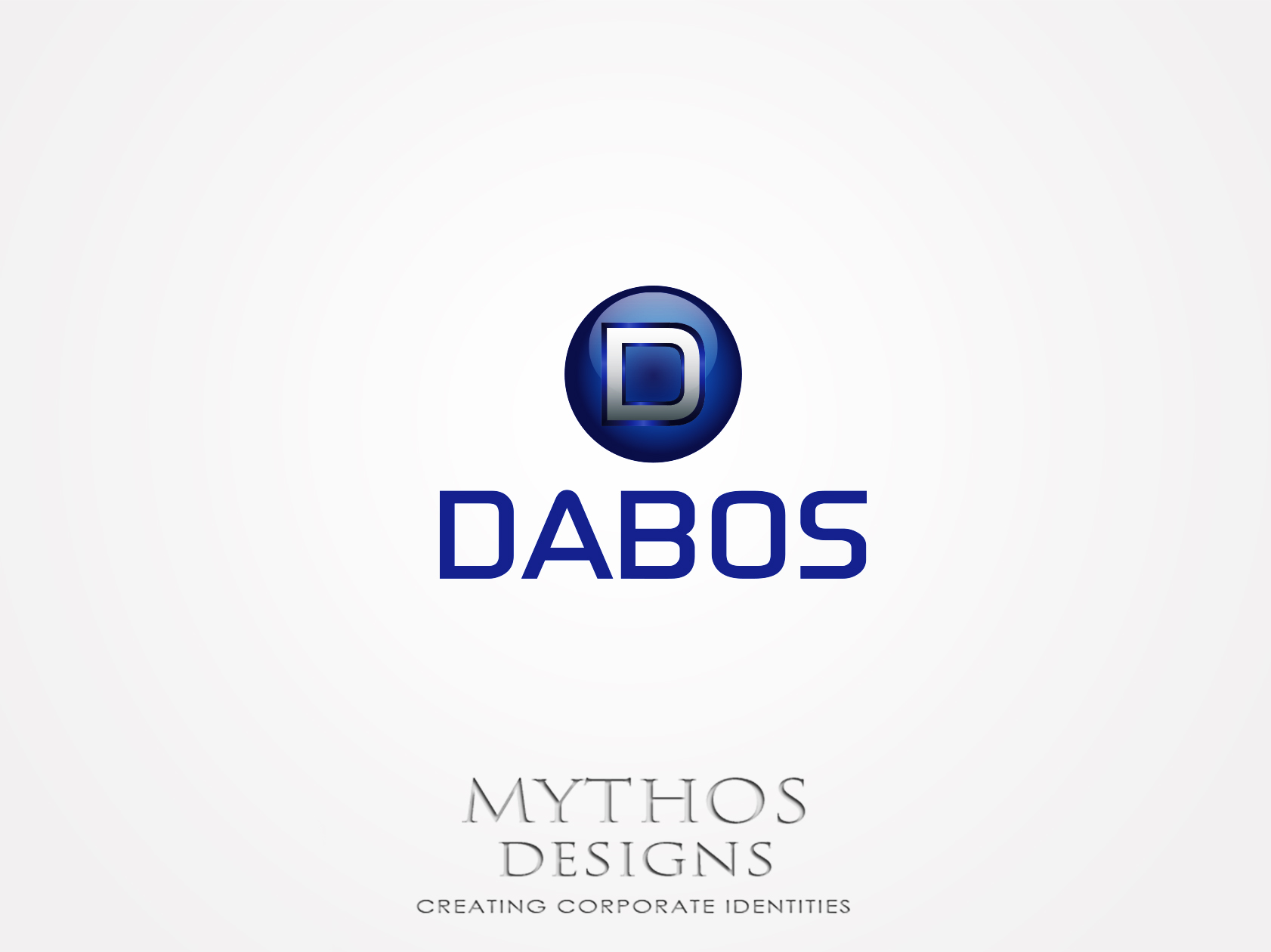 Logo Design by Mythos Designs - Entry No. 163 in the Logo Design Contest Imaginative Logo Design for DABOS, Limited Liability Company.