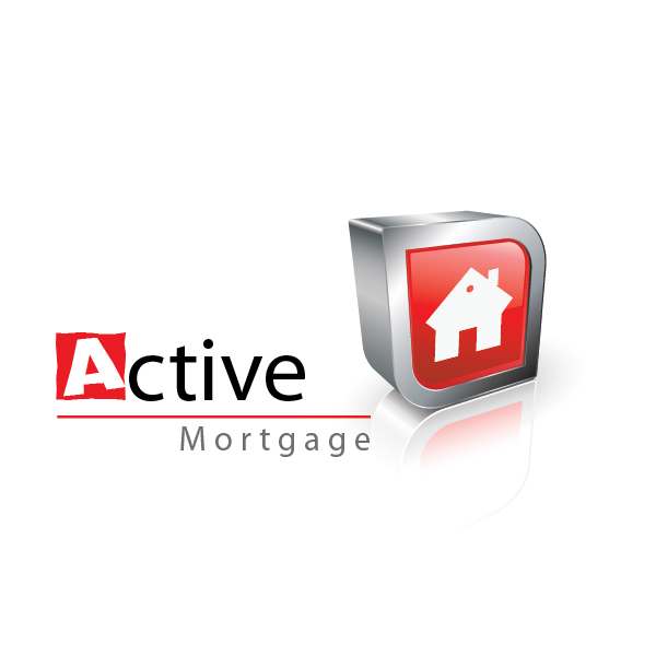 Logo Design by aesthetic-art - Entry No. 49 in the Logo Design Contest Active Mortgage Corp..