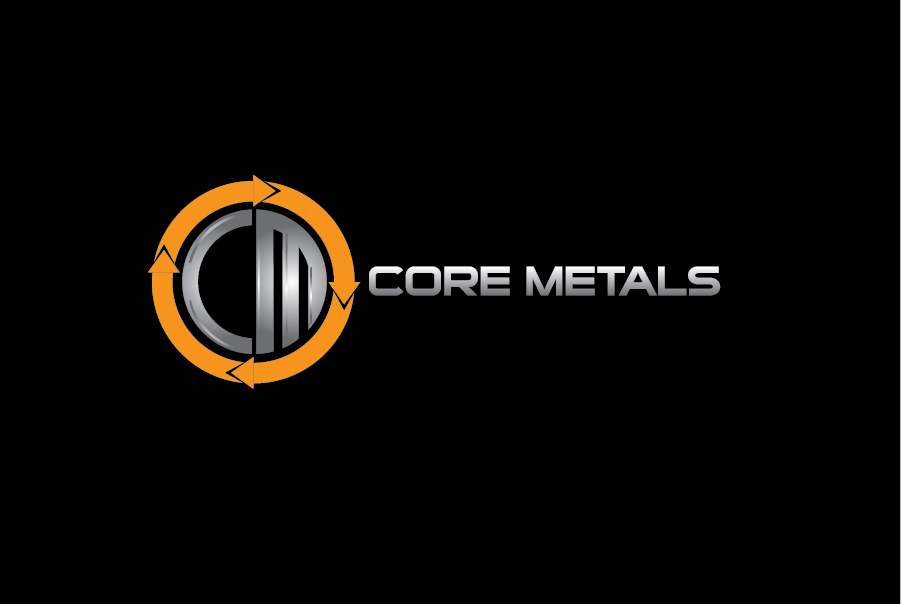 Logo Design by Private User - Entry No. 2 in the Logo Design Contest New Logo Design for Core Metals Inc.