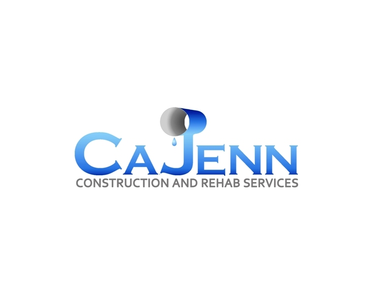 Logo Design by Juan_Kata - Entry No. 227 in the Logo Design Contest New Logo Design for CaJenn Construction & Rehab Services.