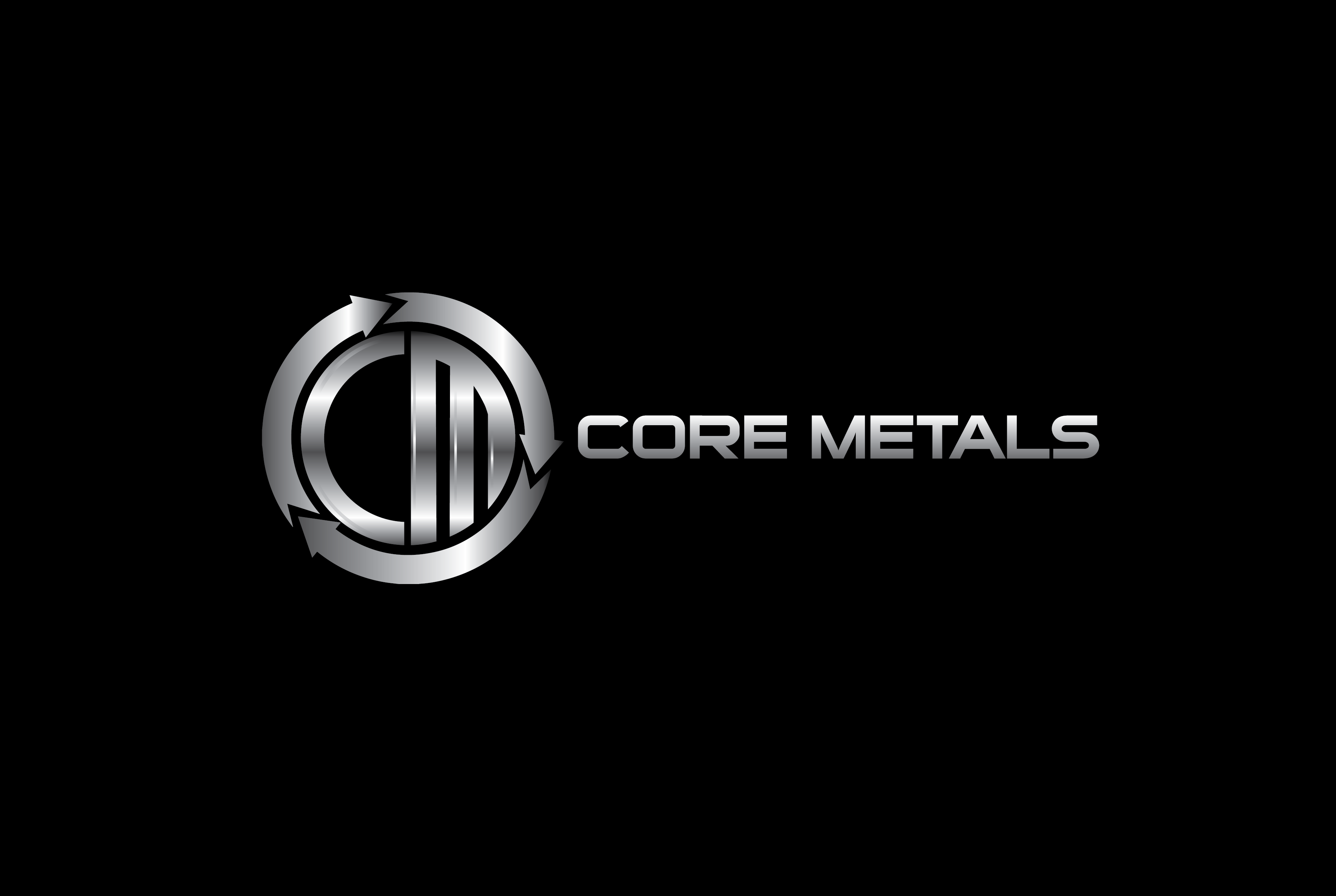 Logo Design by Private User - Entry No. 3 in the Logo Design Contest New Logo Design for Core Metals Inc.