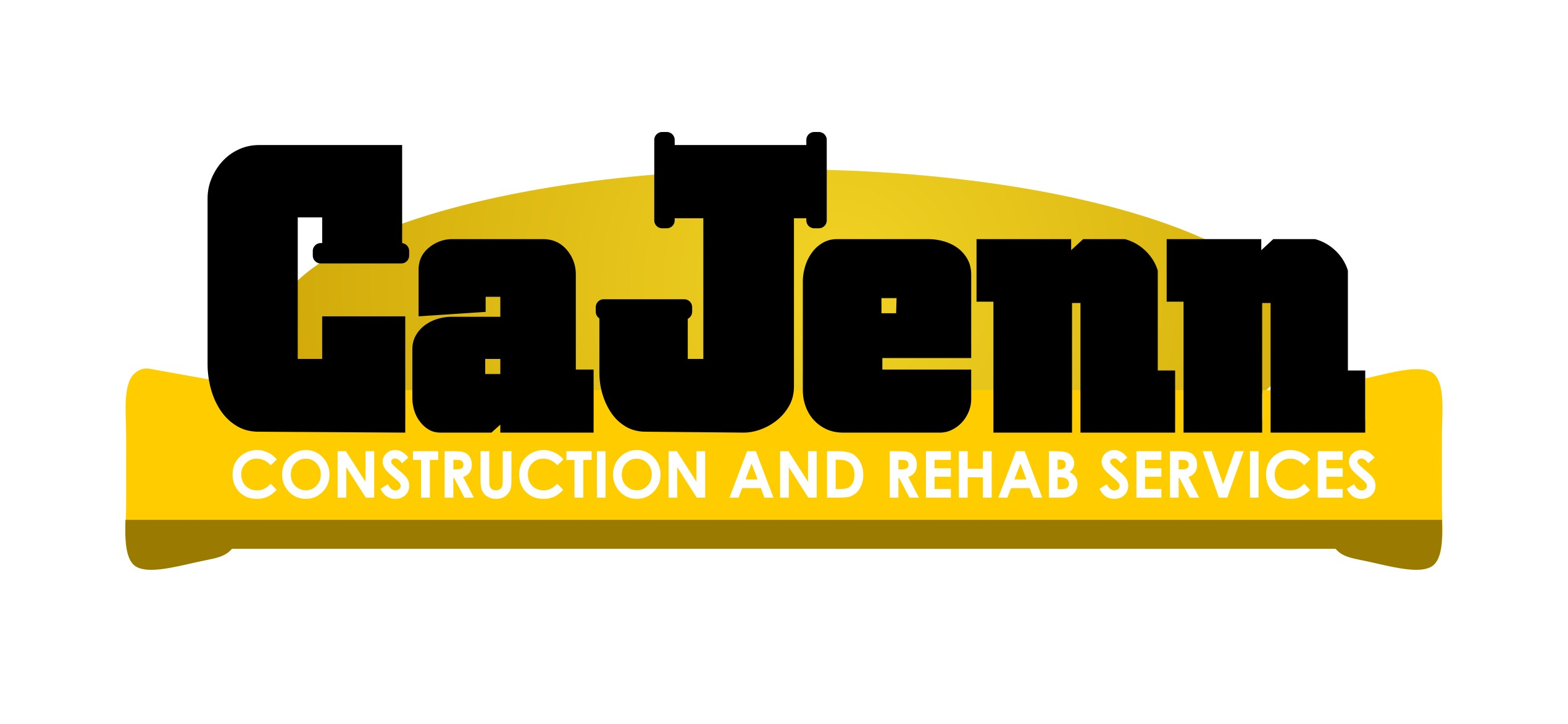Logo Design by Crispin Jr Vasquez - Entry No. 228 in the Logo Design Contest New Logo Design for CaJenn Construction & Rehab Services.