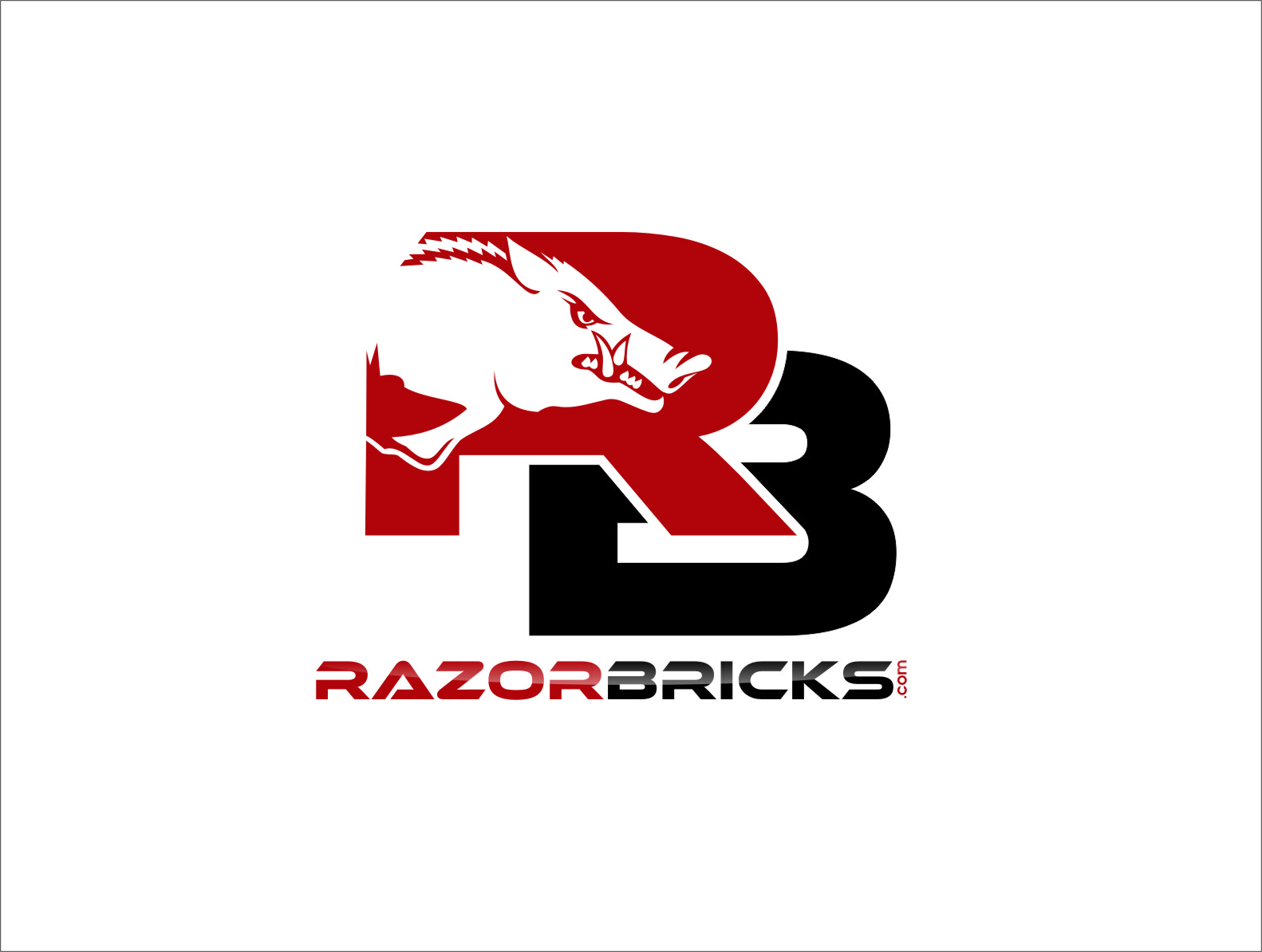 Logo Design by RoSyid Rono-Rene On Java - Entry No. 17 in the Logo Design Contest Unique Logo Design Wanted for razorbricks.com.