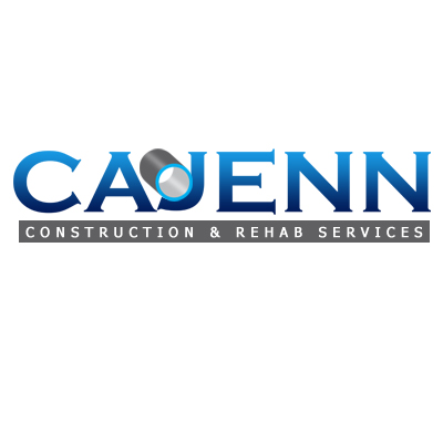 Logo Design by Crystal Desizns - Entry No. 236 in the Logo Design Contest New Logo Design for CaJenn Construction & Rehab Services.