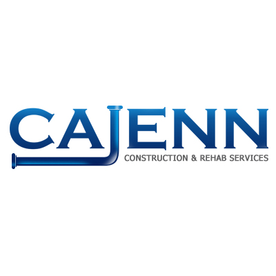 Logo Design by Crystal Desizns - Entry No. 237 in the Logo Design Contest New Logo Design for CaJenn Construction & Rehab Services.