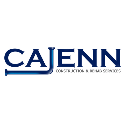 Logo Design by Crystal Desizns - Entry No. 238 in the Logo Design Contest New Logo Design for CaJenn Construction & Rehab Services.