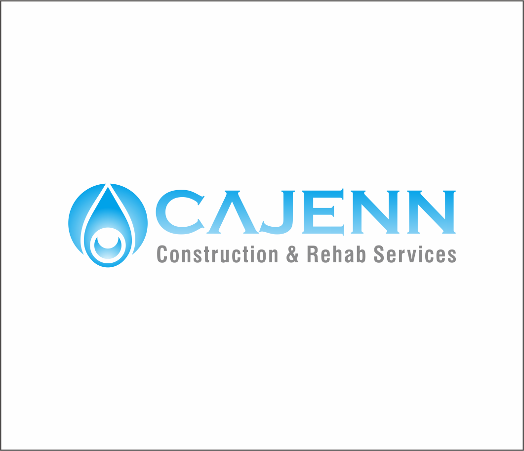 Logo Design by Armada Jamaluddin - Entry No. 244 in the Logo Design Contest New Logo Design for CaJenn Construction & Rehab Services.