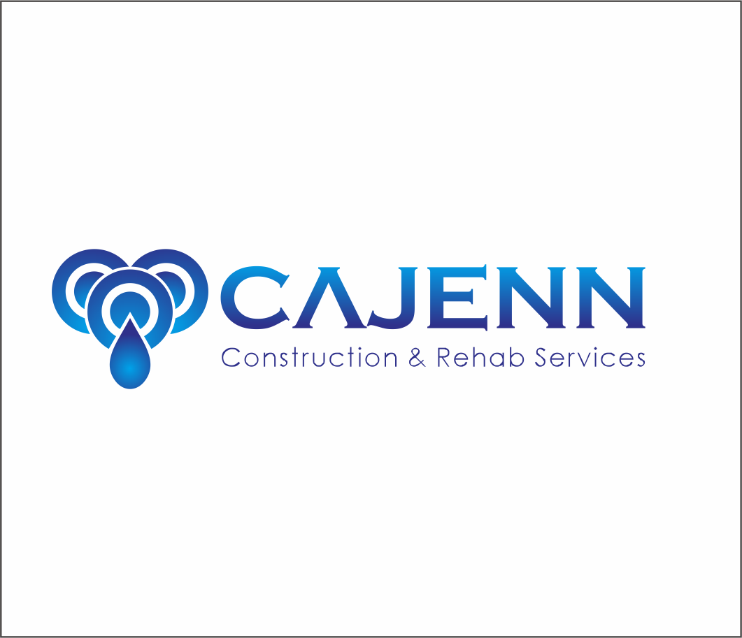 Logo Design by Armada Jamaluddin - Entry No. 245 in the Logo Design Contest New Logo Design for CaJenn Construction & Rehab Services.