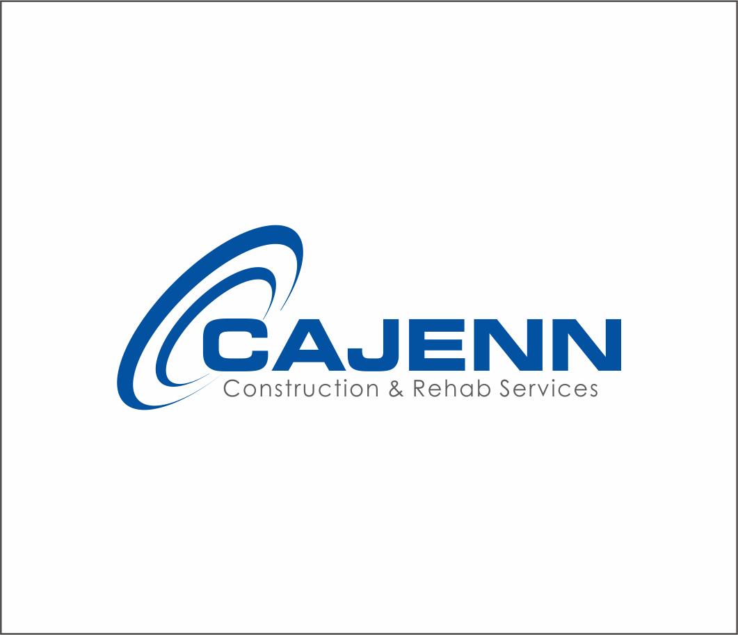 Logo Design by Armada Jamaluddin - Entry No. 247 in the Logo Design Contest New Logo Design for CaJenn Construction & Rehab Services.
