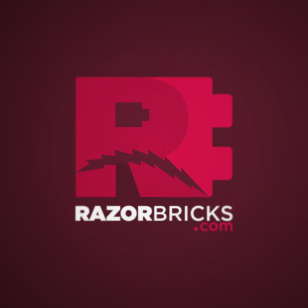 Logo Design by Private User - Entry No. 21 in the Logo Design Contest Unique Logo Design Wanted for razorbricks.com.