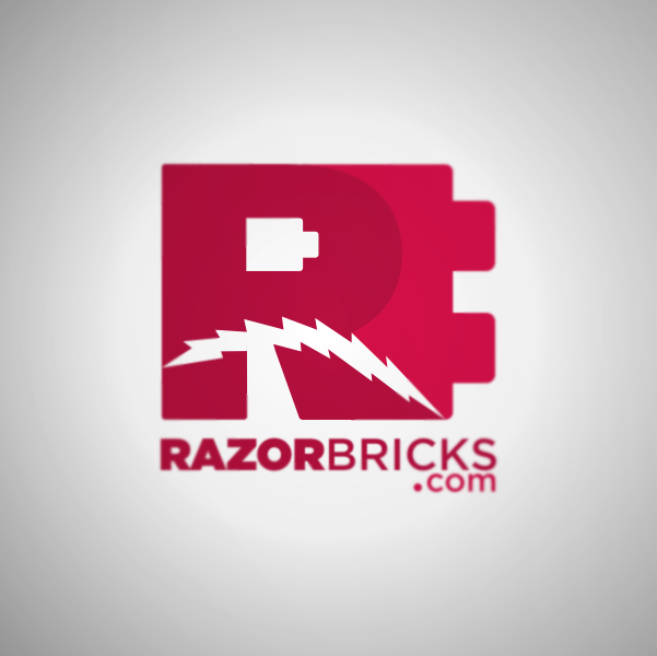Logo Design by Private User - Entry No. 22 in the Logo Design Contest Unique Logo Design Wanted for razorbricks.com.
