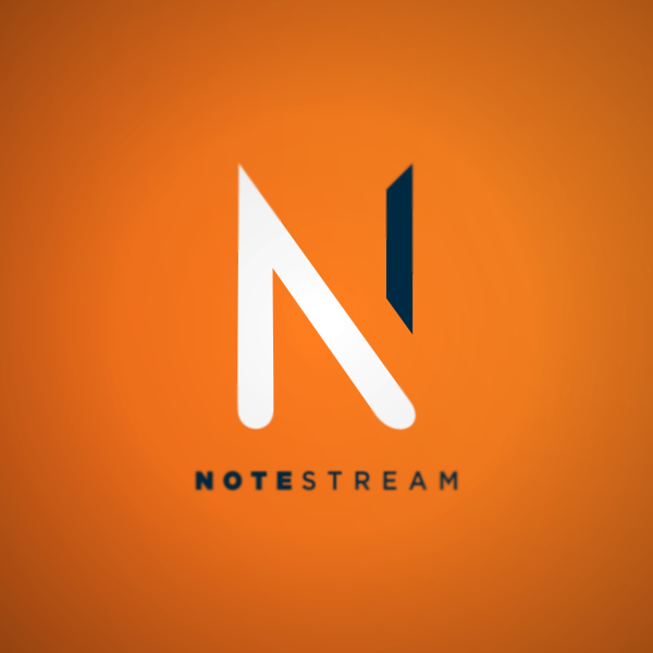 Logo Design by Private User - Entry No. 174 in the Logo Design Contest Imaginative Logo Design for NoteStream.