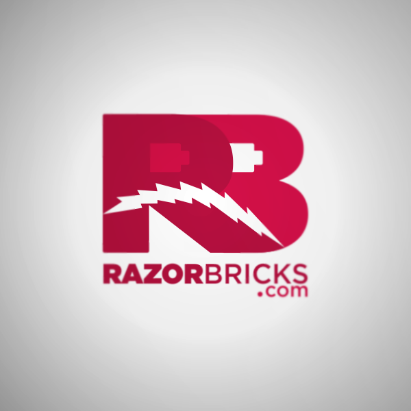Logo Design by Private User - Entry No. 23 in the Logo Design Contest Unique Logo Design Wanted for razorbricks.com.