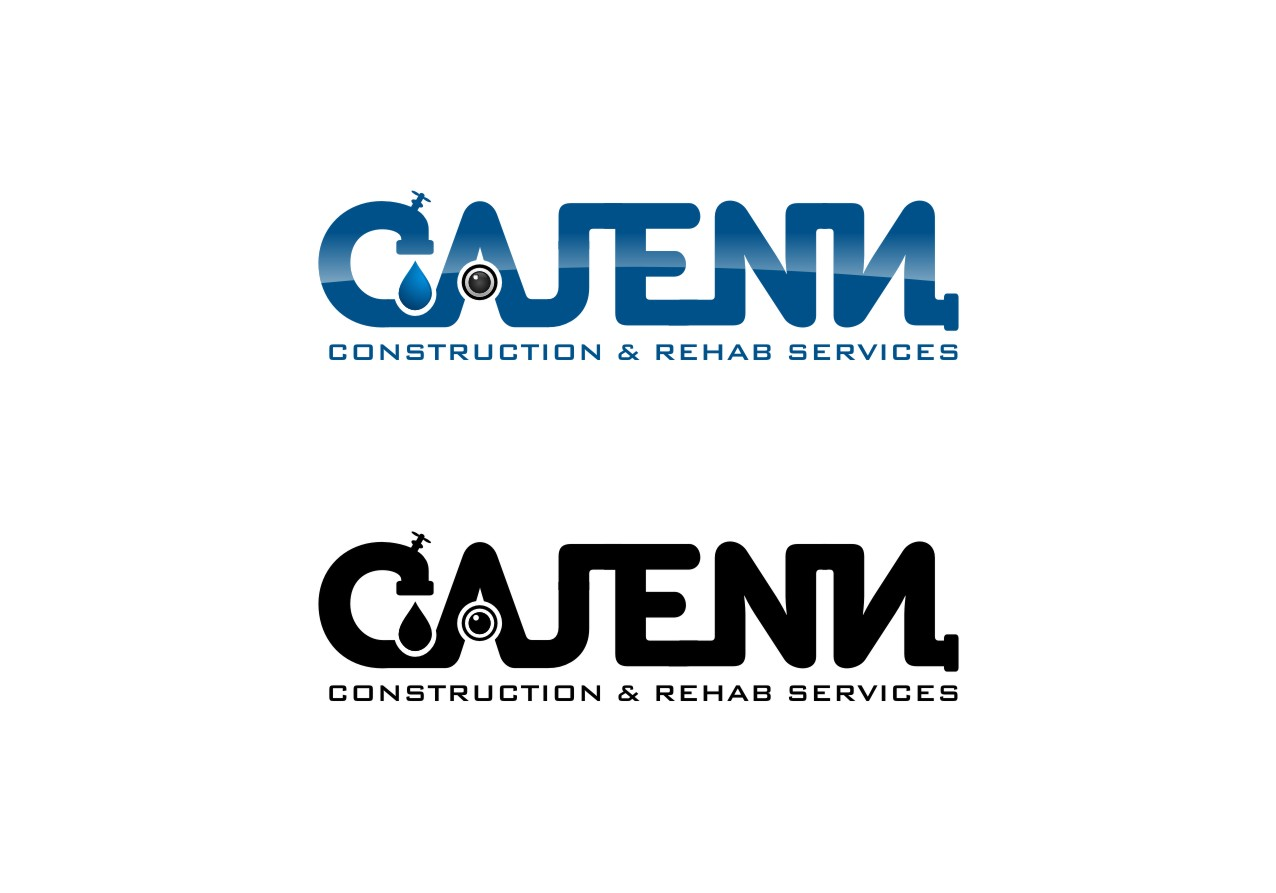 Logo Design by untung - Entry No. 255 in the Logo Design Contest New Logo Design for CaJenn Construction & Rehab Services.