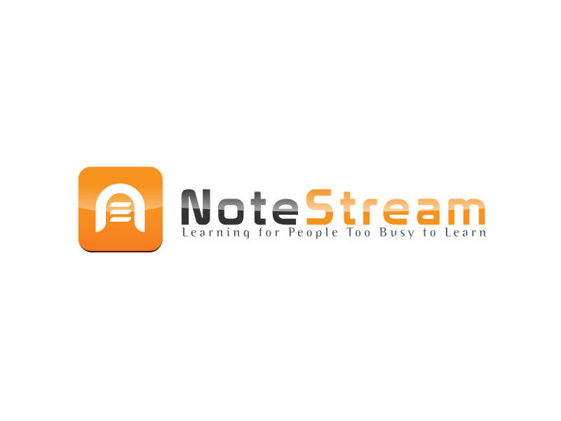 Logo Design by olii - Entry No. 180 in the Logo Design Contest Imaginative Logo Design for NoteStream.