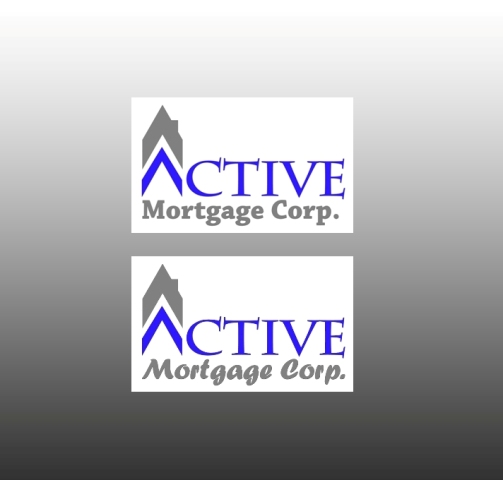 Logo Design by CIPOdesign - Entry No. 54 in the Logo Design Contest Active Mortgage Corp..