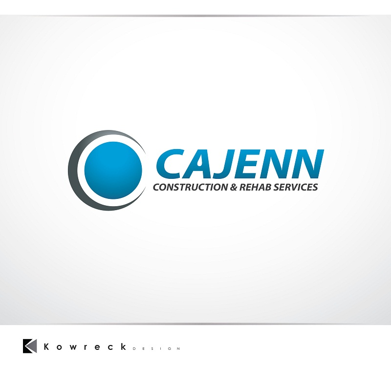 Logo Design by kowreck - Entry No. 267 in the Logo Design Contest New Logo Design for CaJenn Construction & Rehab Services.
